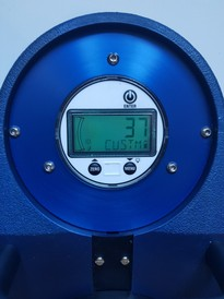 Digital Bolt Load Meter Display